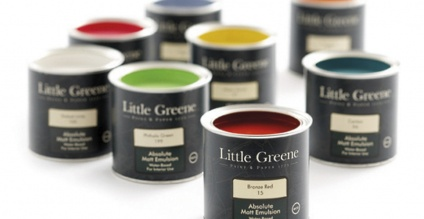 Little Greene Paint - stands the test of time